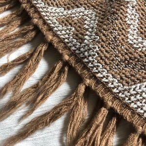 Faded Glory Sweaters - Sweater knit poncho